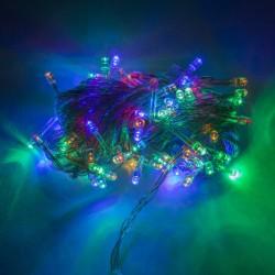 Guirnalda LED 100 Luces IP44 220V 10M Multicolor