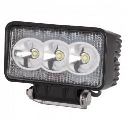 Barra LED para Automóviles Y Náutica 9W 9-33VDC IP68