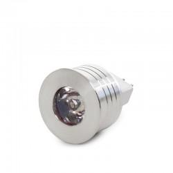 Bombilla de LEDs 1W GU5,3 12V 90Lm 30.000H