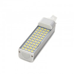 Bombilla de LEDs G24 40 X SMD5050 8W 680Lm 30.000H
