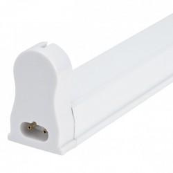 Luminaria Aluminio Eco 1 X Tubo LED T8 60Cm