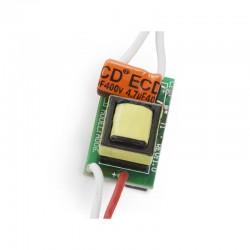 Driver LED Integrar 2-3W 3,3-10,5V 280-300Ma