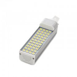 Bombilla de LEDs G24 4 Pins de 40 X SMD5050 8W 680Lm 30.000H