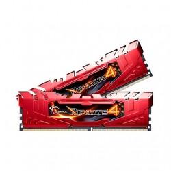 MODULO MEMORIA RAM DDR4 16G 2x8G PC2400 G.SKILL RIPJAWS 4