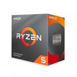 PROCESADOR AMD AM4 RYZEN 5 3600 6X4.2GHZ/36MB BOX