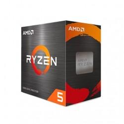 PROCESADOR AMD AM4 RYZEN 5 5600X 6X4.6GHZ/35MB BOX