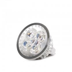 Bombilla de LEDs Epistar GU5,3 Mr16 24V 4W 300Lm 50.000H
