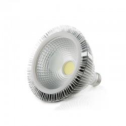 Bombilla de LEDs COB Par38 E27 15W 1350Lm 30.000H