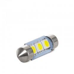 Bombilla de LEDs Festoon Canbus Sv8,5 SMD5050 36Mm