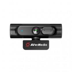 WEBCAM FHD AVERMEDIA PW315 NEGRO 1080P/60 FPS/USB/FIXED FOC