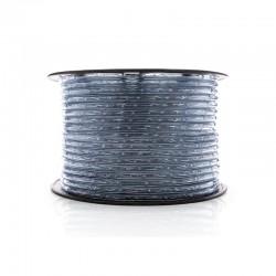 Cordón 24 LEDs F3/M 220VAC IP65 Azul  x 1M