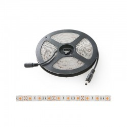 Tira LED 300 X SMD5050 12VDC 60W IP65 Rosa x 5M