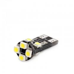 Bombilla de LEDs T10 8 X 3528Smd