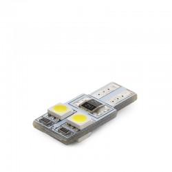 Bombilla de LEDs T10 4 X 5050Smd