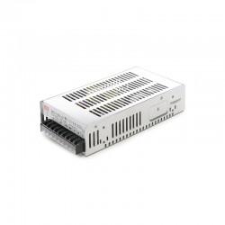 Transformador de LEDs MEANWELL 150W 230VAC/12VDC Interior IP25