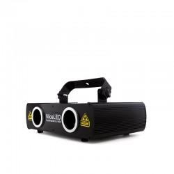 Efecto Laser Verde/Azúl 380Mw (80+300Mw) 450Nm