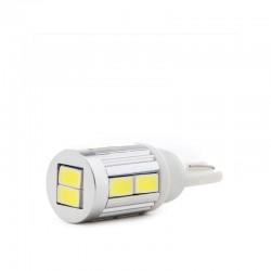Bombilla de LEDs 10 X SMD5730 T10