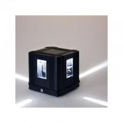 Aplique de Pared LED IP65 Cross 4W 300Lm 30.000H Madelyn