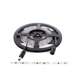 Tira LED 12VDC SMD3528 60Xm 5Mm Ancho IP25 5M