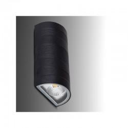 Aplique de Pared LED IP54 2X3W 600Lm 30.000H Lily