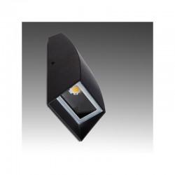 Aplique de Pared LED IP54 2X3W 600Lm 30.000H