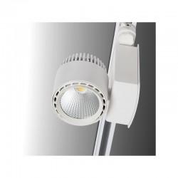 Foco Carril LED Trifásico COB 35W 50.000H Especial Productos Lácteos Eliza