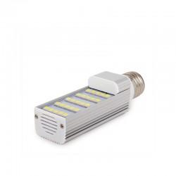 Bombilla de LEDs E27 25 LEDs SMD5050 5W 420Lm 30.000H