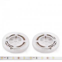 Tira LED Transformador/ Detector Movimiento/Crepuscular para Instalación Por Debajo de Camas - Cama Doble