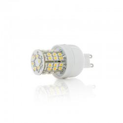 Bombilla de LEDs G9 48 X SMD3528 G9 3W 240Lm 30.000H