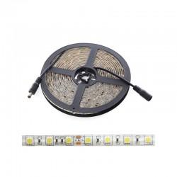 Tira LED 300 LEDs 60W SMD5050 24VDC IP65 x 5M