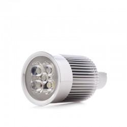 Bombilla de LEDs GU10  9W 850Lm 30.000H