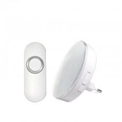 Kit Completo Alarma Wifi Compatible Amazon Alexa