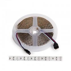 Tira LED 600 X SMD5050 12VDC RGB IP21 5M