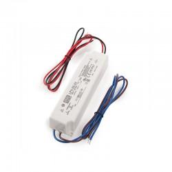 Transformador LED Meanwell 35W 230VAC/24VDC IP67