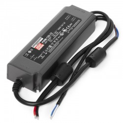 Transformador LED Meanwell 120W 230VAC/12VDC regulación 0-10V IP67