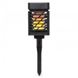 Luz Jardín LED Solar IP65  Sensor Luz USB