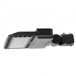 Farola LED IP66 100W 130Lm/W Lumileds 3030 Driver Meanwell Regulable ELG 0-10V