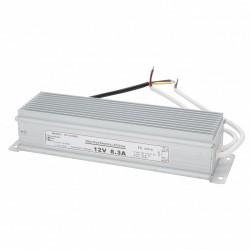Transformador LED 100W 230VAC/12VDC IP67