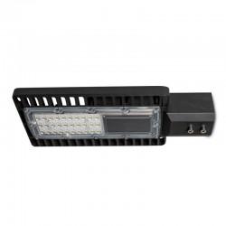 Farola LED Lumileds 3030 30W 3000Lm IP65 Dimable