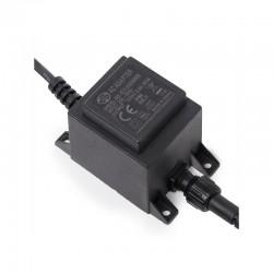 Transformador LED 30W 230VAC/12VAC Sumergible IP68