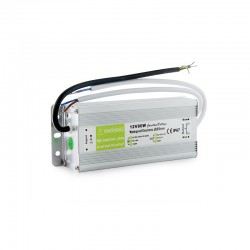 Transformador LED 80W 230VAC/12VDC IP67