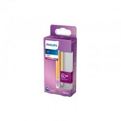 Bombilla LED Philips R7S 118mm  8.1W 900Lm 3000K [PH-929002327201]
