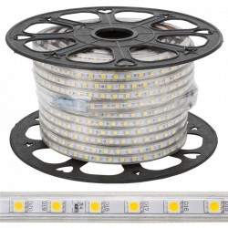 Tira LED 60 /M 220VAC SMD5050 IP65 x 50M