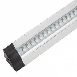 Luminaria LED Triangular Estanterías 30Cm 3W 30.000H